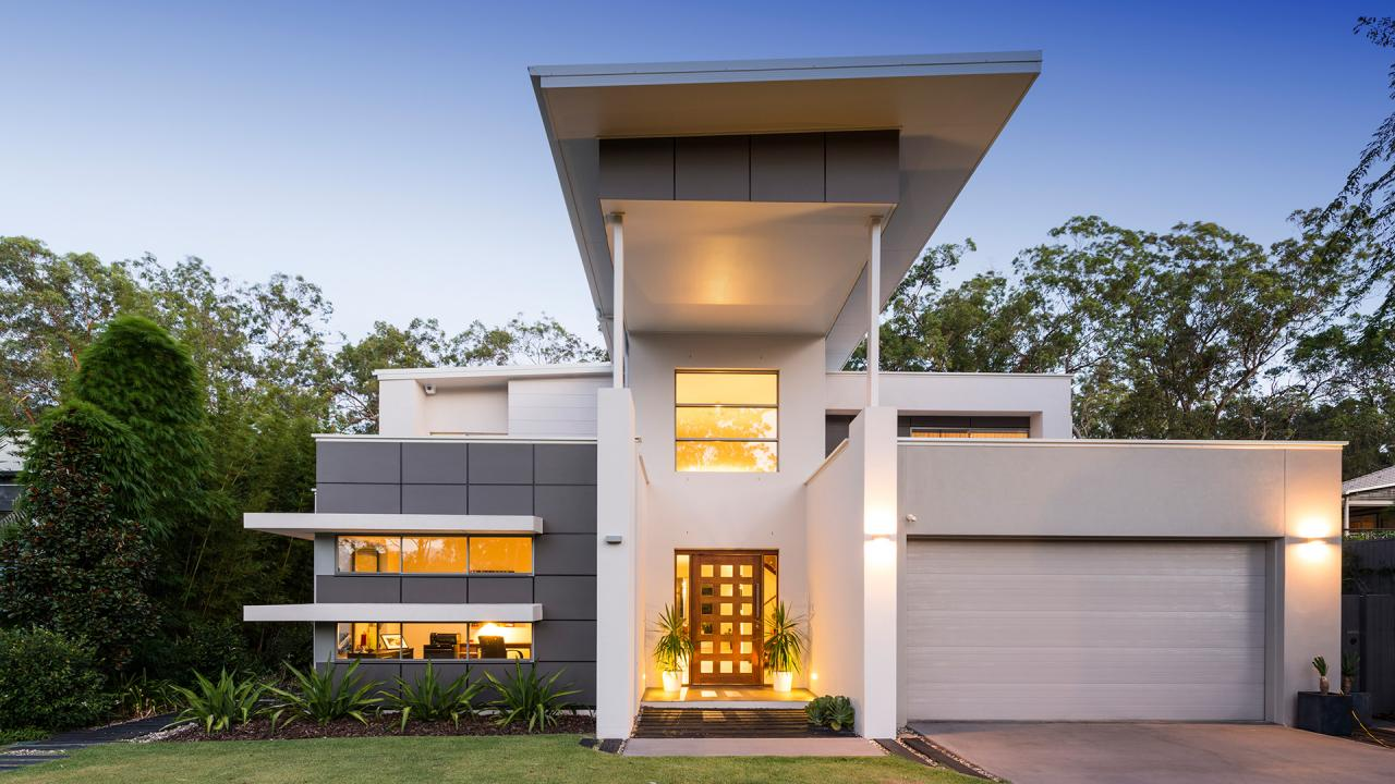 Custom Design Homes Brisbane Home